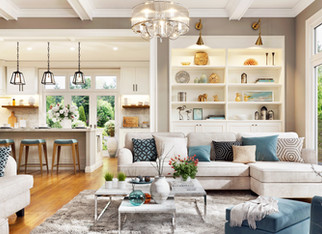 Optimize Space and Flow with an Open Floor Plan