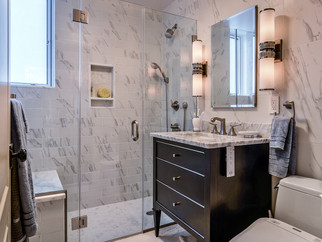 Creating a Dream Bathroom or Powder Room