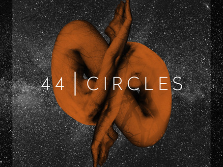 44-Circles, Algorithms & Art Don't Mix!!