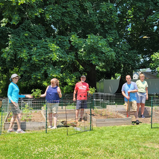 Growing Our Community Garden
