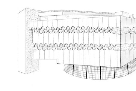 ny, ny, architecture study
