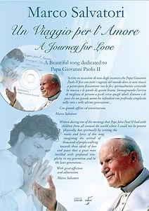 Marco Salvatori, Un viaggo per l'amore, A journey for love, Giubileo, Papa Giovanni Paolo II