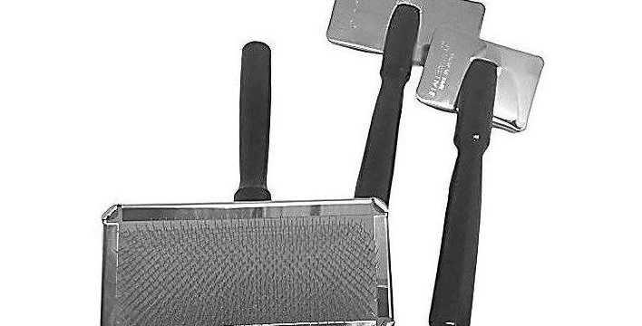 Slicker Brushes by #1 All Systems in Small Medium Large