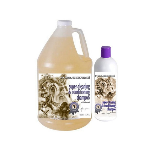 #1 All Systems Super Cleaning & Conditioning Shampoo