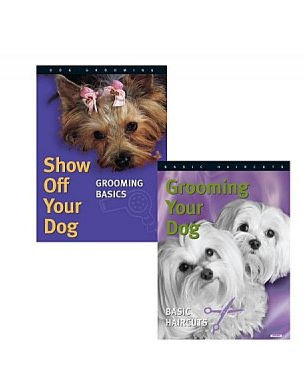 Dog Grooming Videos Grooming Your Dog BASIC HAIRCUTS Show Off Your Dog GROOMING BASICS