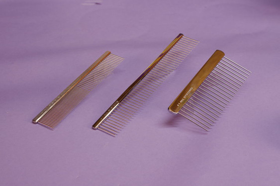 #1 All Sysems Metal Combs