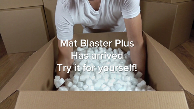 #1 All Systems Mat Blaster Plus