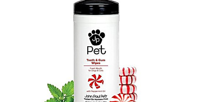 From Paul Mitchell . John Paul Pet Grooming Wipes For Tooth And Gums