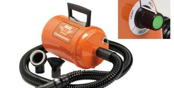 Metro Pet Dryer With Variable Speed Control