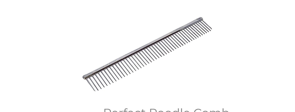 #1 All Systems Perfect Poodle  Comb