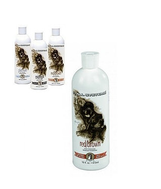 #1 All Systems Botanical Color Enhancing Conditioners for enhancing natural coat color