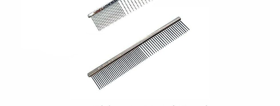 Ultimate Metal Comb Handmade With An Extra Smooth Finish . Built To Last