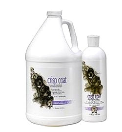 Crisp Coat Shampoo For Adding Texture By #1 All Systems