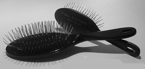 Ultimate Pin Brush designed by #1 All Systems in Traditional Black