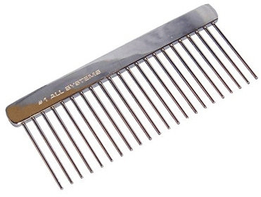 #1 All Systems Fabulous DeMatting Comb