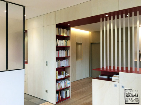 Appartement Haras