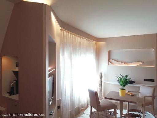 Hotel Le Pre Carre 2019 - Charles Mélières