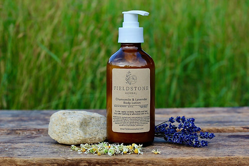 Wholesale Chamomile & Lavender Body Lotion