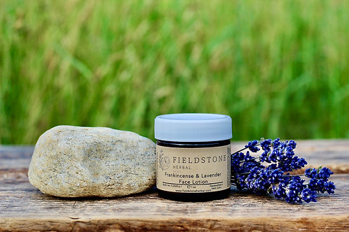 Frankincense & Lavender Face Lotion