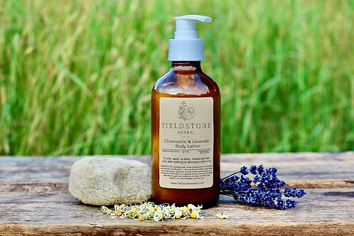 Chamomile & Lavender Body Lotion