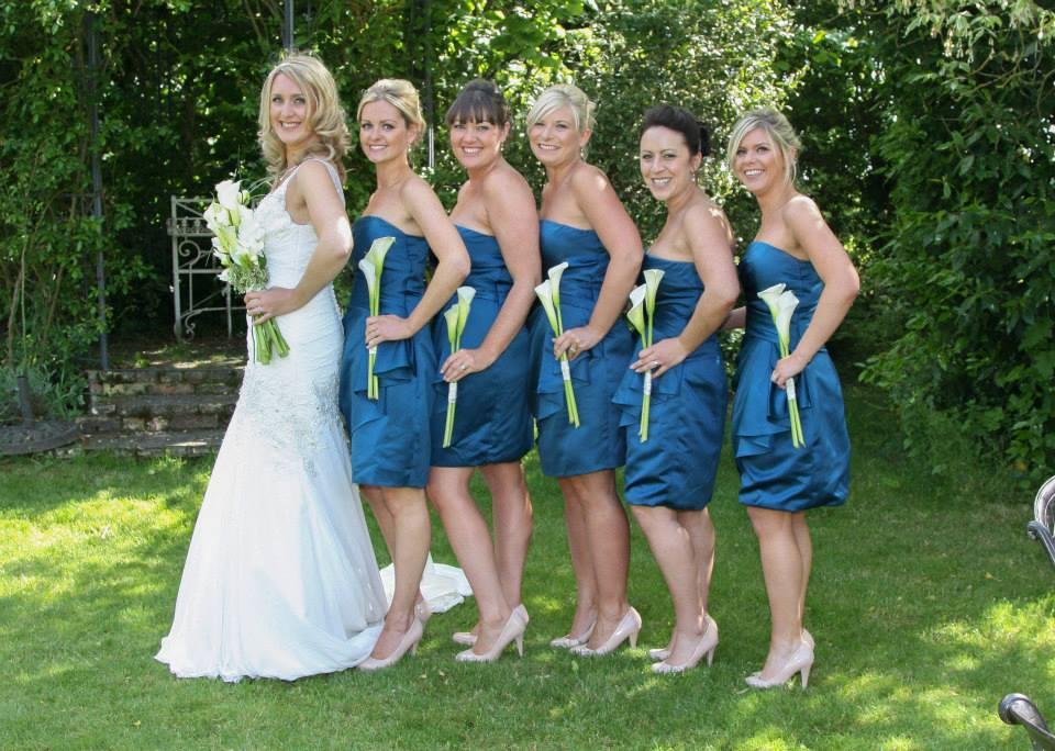 Bride & Bridesmaids Makeup