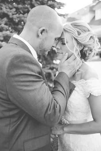 Sutherland Wedding- husband and wife pas