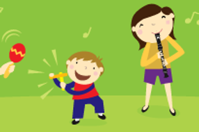 Tiny Tots Sing & Play