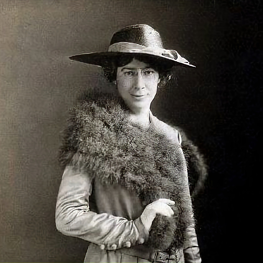 """The Making of """"Flame and Shadow: The Passion & Pain of Sara Teasdale"""" DOCUMENTRY"""