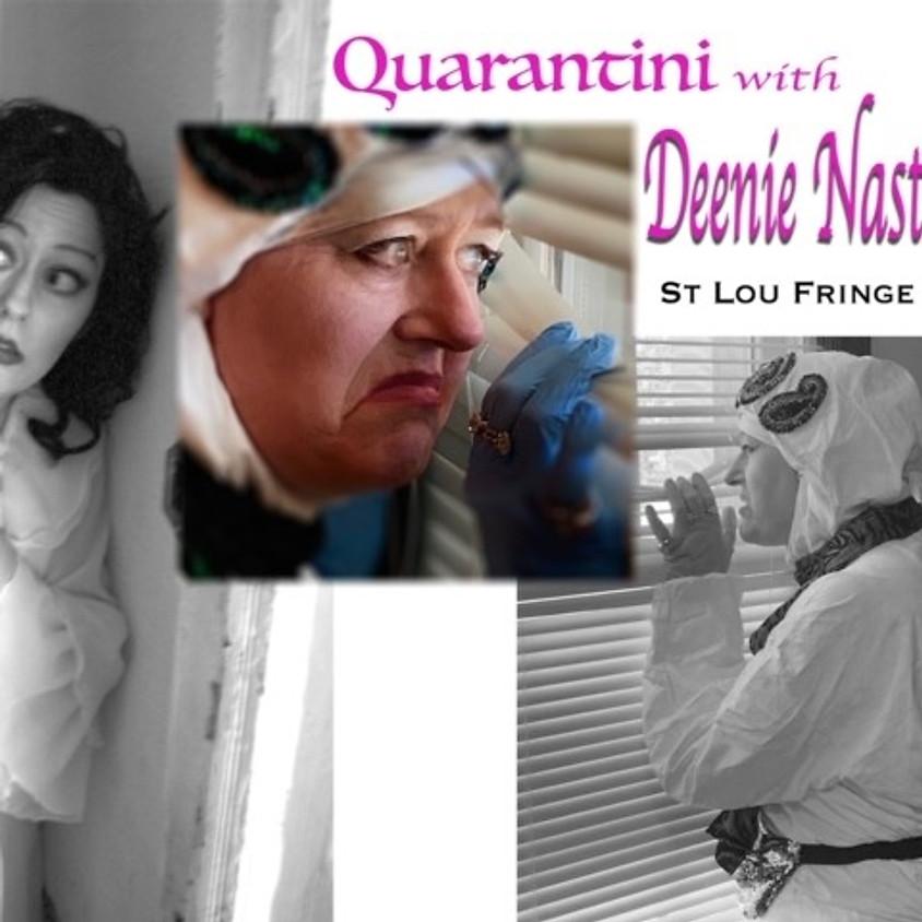 Quarantini with Deenie Nast