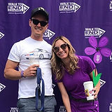 Walk day is here! _alzassociation Beach