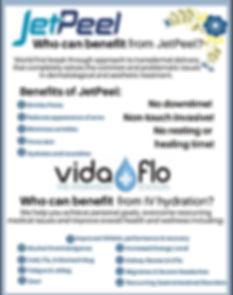 JetPeel Non-Touch, Skin Care