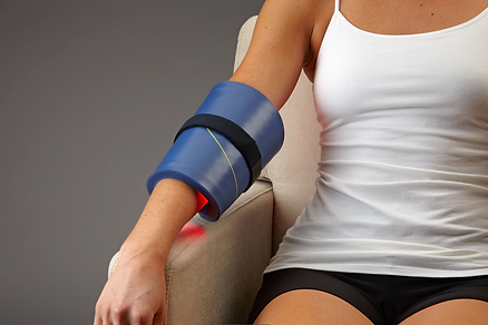 FDA approved LED Light Therapy for muscles.