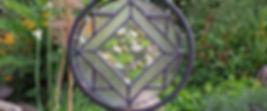 Sanctuary Garden Through A Prism