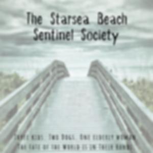 The Starsea Beach Sentinel Society COVER