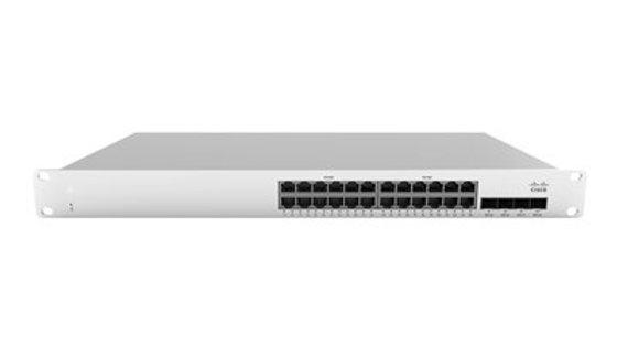 Cisco Meraki Cloud Managed MS210-24P