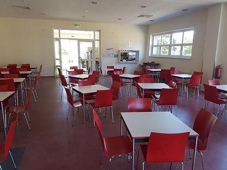 Gemeinsamer Speisesaal der Heincke Schule und des Robert-Stock Gymnasiums
