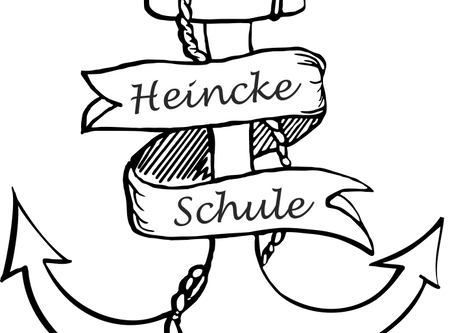 Neues Schullogo für die Heincke Schule und Talentwettbewerb 2019