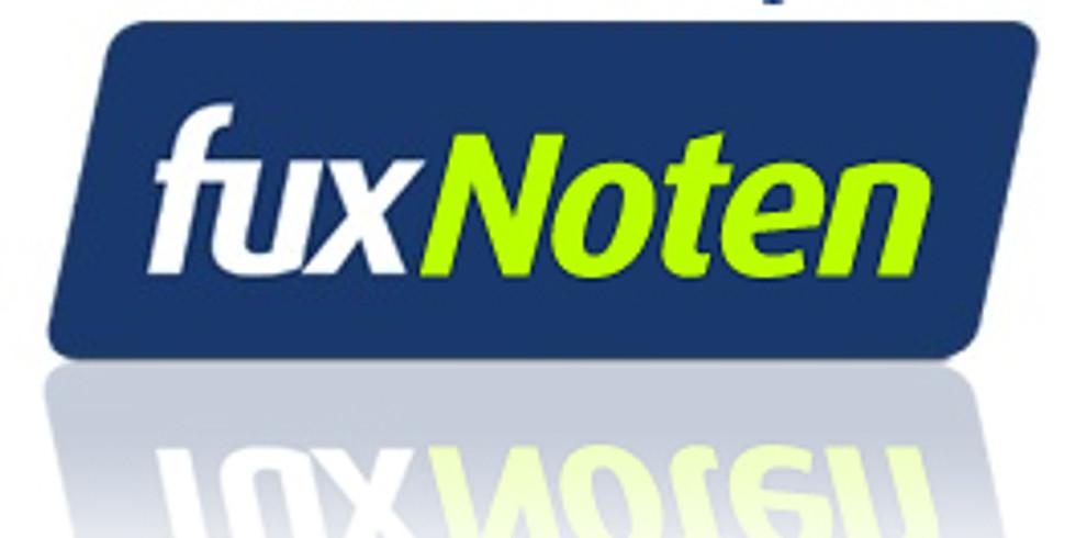 Freischaltung der Noten bei FuxNoten