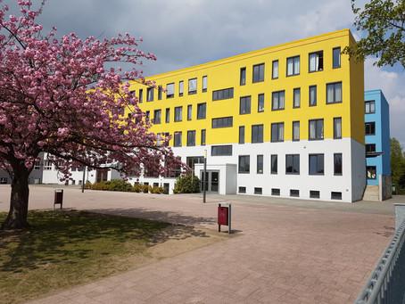 Schrittweise Öffnung der Heincke Schule