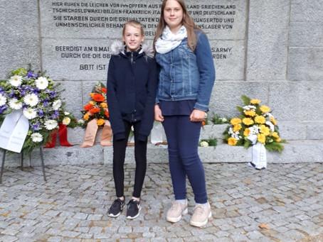 Gedenkveranstaltung für die Opfer des 2. Weltkrieges