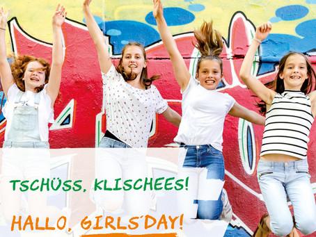 Nur noch zwei Wochen bis zum Girl's Day und Boy's Day