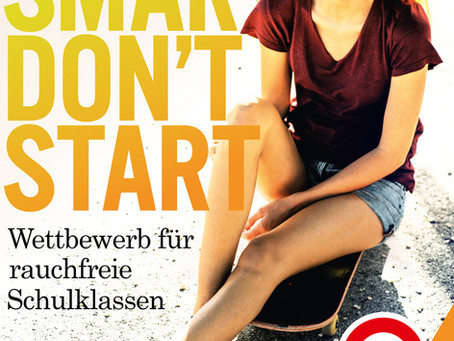 Be Smart - Don't Start an der Heincke-Schule