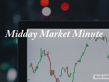 Midday Market Minute | Technicals, Market News, Research | Bill Baruch