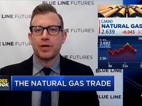 Natural Gas Implied Volatility and Options Spreads | Bill Baruch joined CNBC