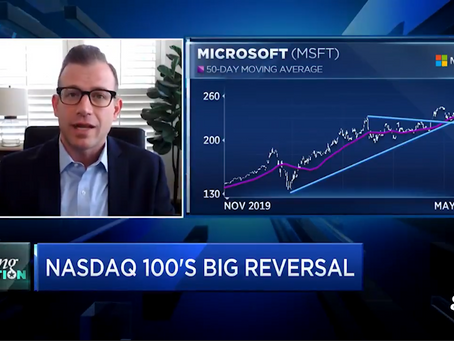Is Microsoft A Buy After The Tech Sell-Off? Bill Baruch joined CNBC