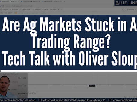 Are Ag Markets Stuck in A Trading Range? | Tech Talk with Oliver Sloup