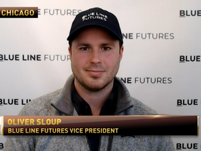 Grain and Livestock Market Coverage with Oliver Sloup on RFD-TV