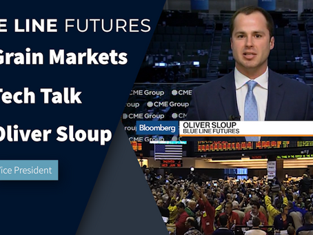 Grain Market Update with Oliver Sloup's Tech Talk | Charts, Funds, and More