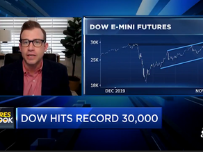 Dow 30,000 with Stocks marching higher   Bill Baruch breaks it down on CNBC