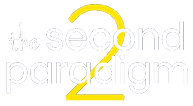 the second paradigm logo white - transpa